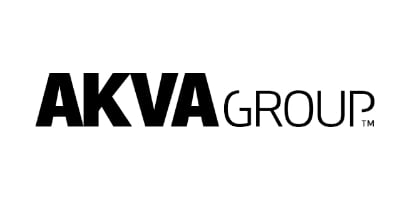 AKVA group logo_bw